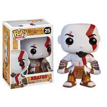 Funko Pop Kratos God Of War Del Videojuego Vinyl Pop Nuevo