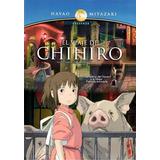 El Viaje De Chihiro Hayao Miyazaki Pelicula Dvd