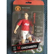 Figura Chicharito Articulada Manchester United