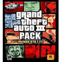 Grand Theft Auto Pack 1, 2, 3 Y Vice City