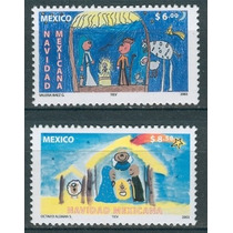 Sc 2340 Y 2341 Año 2003 Navidad
