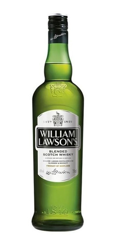 William Lawson´s Blended Scotch Whisky