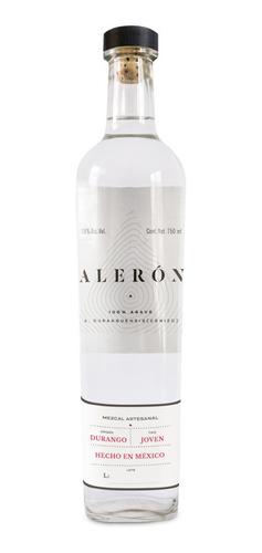 Mezcal Alerón - Agave Cenizo - 750 Ml  |  1 Botella