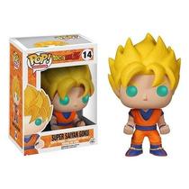 Funko Pop! Súper Saiyan Goku Dragón Ball Z #14
