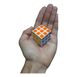 Cubo Rubik 3x3 Mini Cubito Rubik Mini 3x3 3.5cm Stickerless