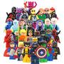 Genial Coleccion Sw1 De Marvel Dc 32 Compatible Con Lego