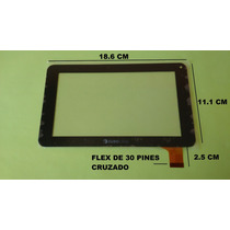 Touch Cristal 7 Akun Czy6411a01-fpc Rm Ivew Inco