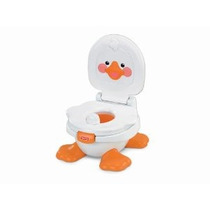 Fisher-price Ducky Fun 3-en-1 Para Ir Al Baño