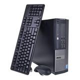 Cpus Dell Optiplex Intel Core I5 4ta  Con 8 De Ram Y 500gb
