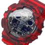 Reloj Casio G Shock Ga-100cm-4 Antimagnetico Wr200m
