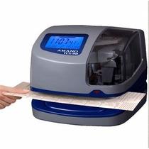 Reloj Checador Electronico De Tiempo Amano Tcx-90
