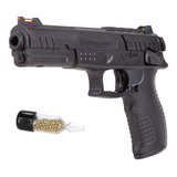Pistola De Aire Comprimido Marksman 1018 Con 200 Bbs Postas