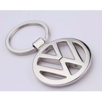 Volkswagen Precioso Llavero Metalico Automotriz Logo Vw 0134