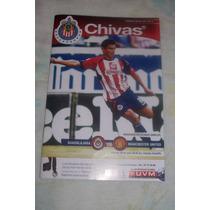 Revista De Coleccion D Inauguracion Estadio Chivas Ominilife