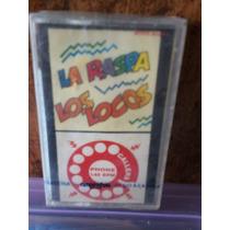 Los Locos. La Raspa Mix. Cassette.