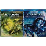 Starwars Episodios 1 - 6 George Lucas Peliculas Bluray