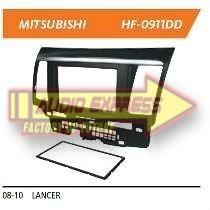 Base Frente Estereo Mitsubishi Lancer 2008-2010 Hf0911dd