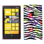 Funda Protector Peace And Love Nokia Lumia 920