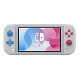Nintendo Switch Lite 32gb Zacian And Zamazenta Edition Gris, Cian Y Magenta