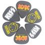 Puas Para Guitarra Grupos De Rock