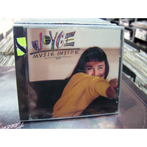 Joyce Music Inside Cd Nuevo Import Jazz Bossa