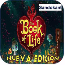 Kit Imprimible Modificable The Book Of Life