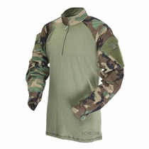 Camisa Tactica 5.11 Tactical Response Uniform 1/4 Zip Combat