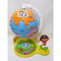 Juego Estimulacion Interactivo Dora Tv Adventure Globe F202