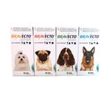 Bravecto Pastilla Antipulgas Para Perros De Cualquier Tamaño