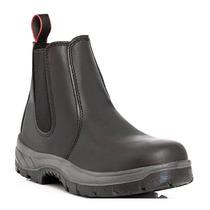 Zapato Industrial 9 Negro Unisex Poliuretano/hule Duramax