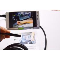 Endoscopio Boroscopio Android Pc Camara Inspeccion 2 Metros