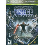 Star Wars Xbox 360 The Force Unleashed