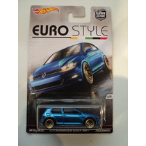 Hot Wheels Volkswagen Golf Mk7 Car Culture Euro Style 2016