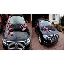 Cadenas De Flores Para Autos Bodas Xv Años
