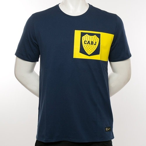 Playera Nike Boca Juniors Tee Futbol Argentina efca0286b56