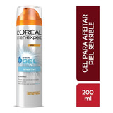 Gel Afeitar Hydra Sensitive 200 Ml Men Expert L'oréal