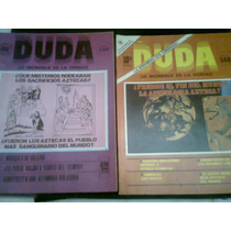 Lote Duda Revista 12 Sobre Diversos Pueblos Antiguos Vv4