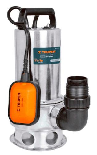 Bomba electrica agua sucia 1 1 2 hp sumergible truper - Bomba agua sucia ...