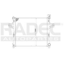Radiador Jeep Comander 2009-2010 V6/v8 3.0/3.7/4.7lts Auto