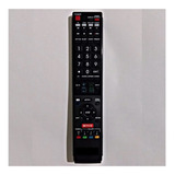 Control Smartv Sharp Aquos Lc-70le650u Lc-60le650u Lc-70c750