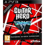 Guitar Hero Van Halen (solus) / Ps3
