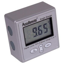 Accuremote Digital Electronic Ángulo Magnético Gage Nivel /