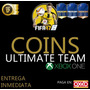 Monedas Ultímate Team Xbox One Fifa 17