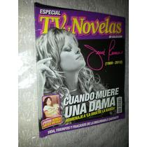 Jenni Rivera Revista Tv Y Novelas Edicion Especial 2012