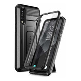 Carcasa Con Mica Supcase Ubpro Para Samsung Galaxy A50