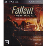 Fallout New Vegas Ultimate Edition Ps3 Español (d3 Gamers)