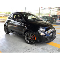 Fiat 500 Abarth 1.4 T Man 2015 Turbo