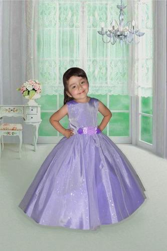 0528f59f4 Vestido De Fiesta Niña Vestido Para Paje