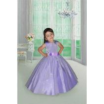Vestido De Fiesta Niña Vestido Para Paje Presentación 3años