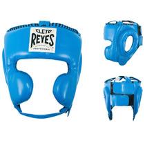 Protector Cleto Reyes De Cabeza Con Pómulos Azul